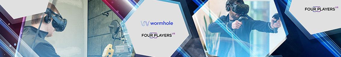 Alianza entre Wormhole y Four Players - Realidad virtual en capacitaciones corporativas